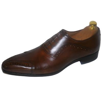 Chaussure richelieu homme marron - Fred