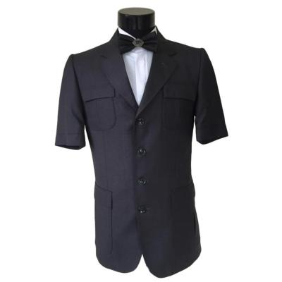 Costume safari homme gris