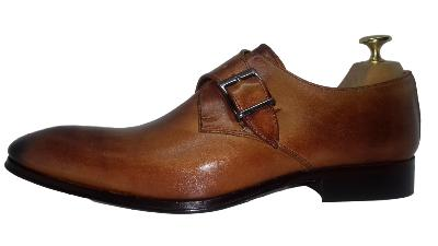 Chaussure Derby homme marron clair - Prince